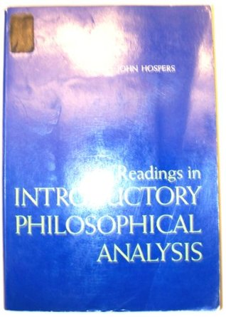 Readings in introductory philosophical analysis