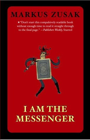 Image result for i am the messenger book cover