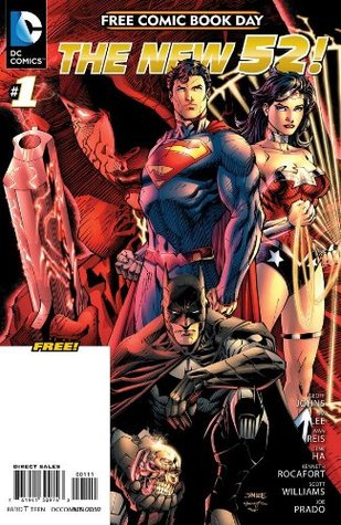 DC Comics The New 52 FCBD 2012