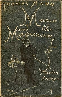 Mario and the Magician by Thomas Mann