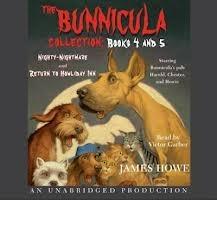 The Bunnicula Collection: Books 4-5: Nighty-Nightmare; Return to Howliday Inn