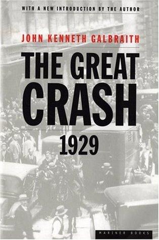 The Great Crash of 1929 (ePUB)