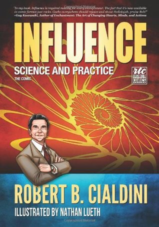 Influence: Science and Practice: The Comic