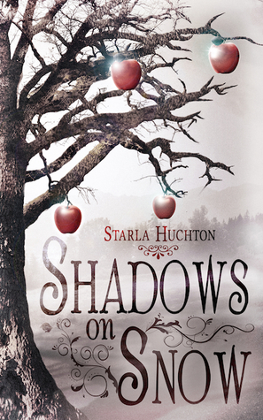 The cover of Shadows on Snow by Starla Huchton