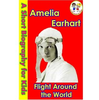 Amelia Earhart - Flight Around the World