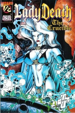 Lady Death, the Crucible # 1/2 Wizard