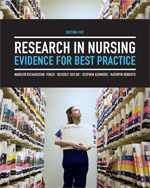Research in Nursing: Evidence for Best Practice