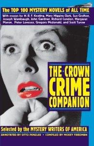 The Crown Crime Companion by Mickey Friedman