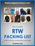 The Complete RTW Packing Li...