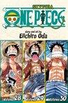 One Piece: Skypeia 28-29-30, Vol. 10 (One Piece: Omnibus, #10)