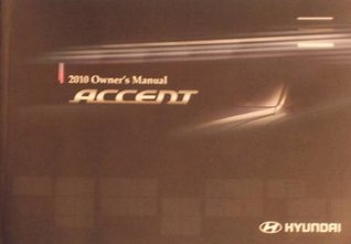 2010 Hyundai Accent Owner Manual