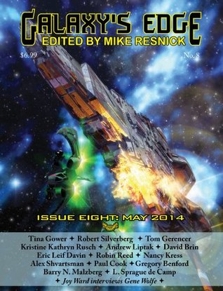 Galaxy's Edge Magazine Issue 8, May 2014