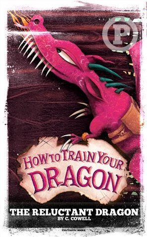 How to Train Your Dragon: The Reluctant Dragon (Illustrated)