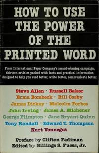 How to Use the Power of the Printed Word