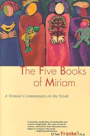 Five Books Of Miriam by Ellen Frankel