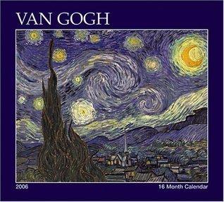 Van Gogh 2006 16-Month Calendar