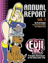 Evil Inc. Annual Report, Volume 3