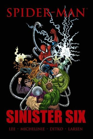 Spider-Man: Sinister Six (Marvel Premiere Classic #31)