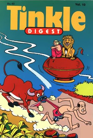 Assorted Tinkle Digest Pack 05