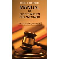 Manual De Procedimiento Parlamentario (Spanish Edition)