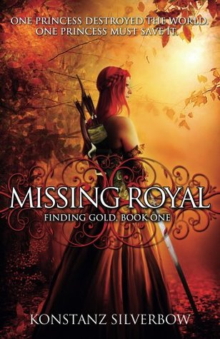 Missing Royal (Finding Gold, #1)