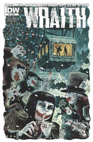 The Wraith: Welcome to Christmasland #4