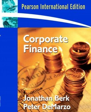 Corporate Finance [with Solutions Manual]