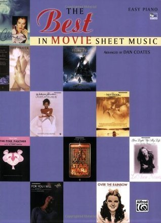 The Best in Movie Sheet Music: 0