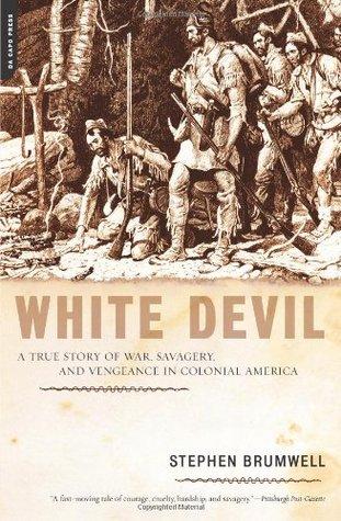 White Devil by Stephen Brumwell