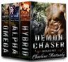 Demon Chaser Series Boxed Set (Demon Chaser, #1-3)