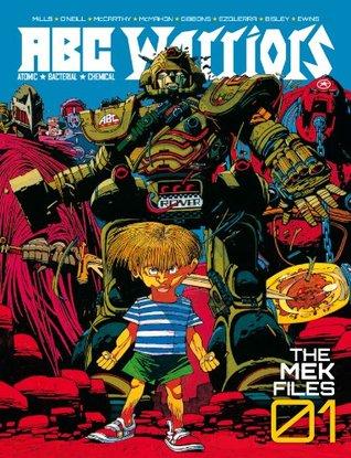 A.B.C. Warriors The Mek Files 01