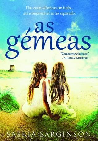 As gémeas by Saskia Sarginson