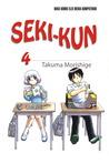 Seki-kun, Vol 4 by Takuma Morishige