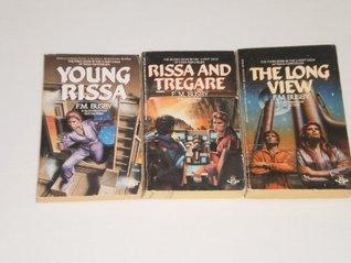 The Rissa Kerguelen Saga (3 vol) (Young Rissa. Rissa and Tregare, The Long View)