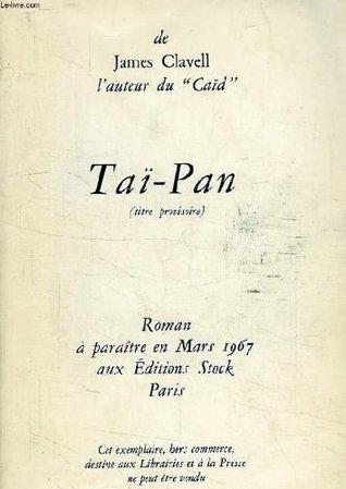 Tai Pan: A Novel Of Hong Kong