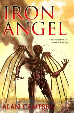 Iron Angel (Deepgate Codex, #2)