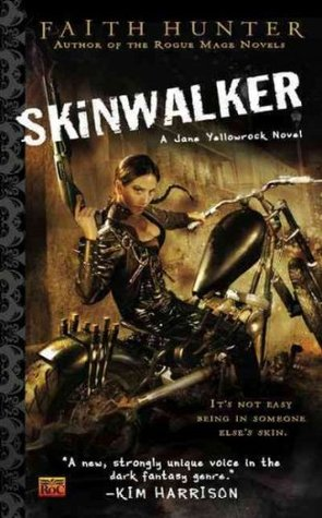 Skinwalker (Jane Yellowrock, #1)