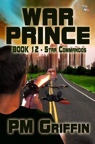 War Prince Book 12: Star Commandos