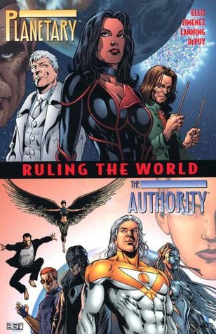 Planetary/The Authority: Ruling The World (2000)
