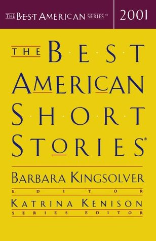 The Best American Short Stories 2001 by Barbara Kingsolver