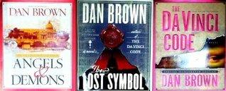 Dan Brown Three Book Set