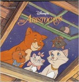 The Aristocats: a Little Golden Book