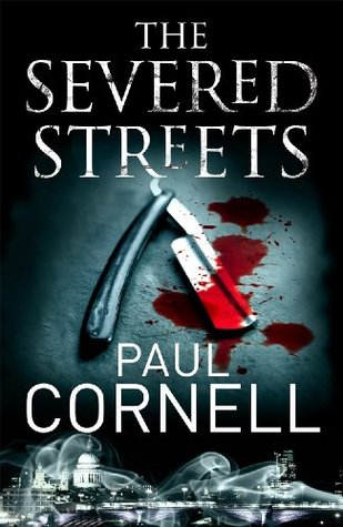 The Severed Streets: A James Quill Novel 2 (James Quill 2)