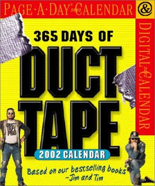365 Days of Duct Tape Calendar 2002