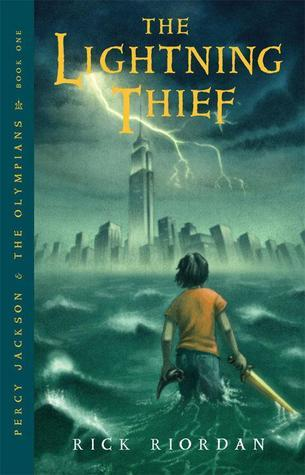 Image result for the lightning thief