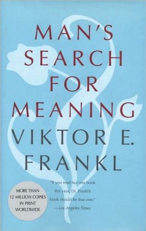 MAN'S SEARCH FOR MEANING - an introduction to logotherapy - A newly revised and enlarged edition of 'From Death-Camp to Existentialism'