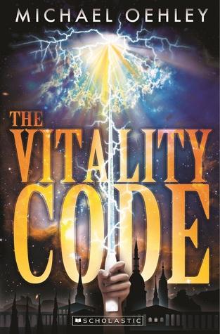 The Vitality Code (Daren Saner, #2)