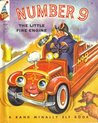Number 9: The Little Fire Engine (Elf Book #8369)