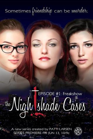 Freak Show (The Nightshade Cases #1)