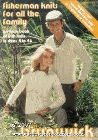Fisherman Knits for all the Family, Vol 798
